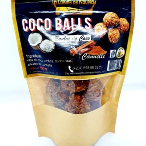 coco balls 100g canelle